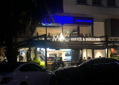 North Cyprus Hotels - Ingate Hotel & Cafe