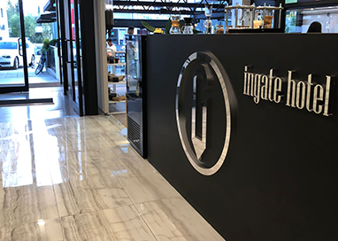 boutique hotel in Famagusta Northern Cyprus - Ingate Hotel & Cafe